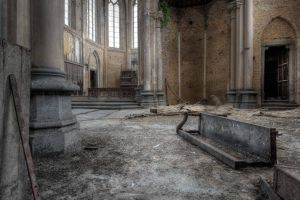 Church Decay