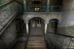 Beelitz Stairs